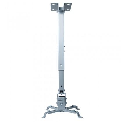 Connect IT P2 stropní teleskopický držák s kloubem na projektor