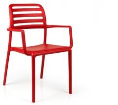 Costa křesílko(rosso)