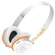 Creative sluchátka Outlier - bílá