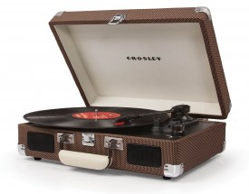 Crosley Cruiser Deluxe - Tweed
