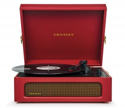 Crosley Voyager - Burgundy Red
