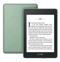 Čtečka Amazon KINDLE PAPERWHITE 4 2018, šalvěj, verze s reklamou