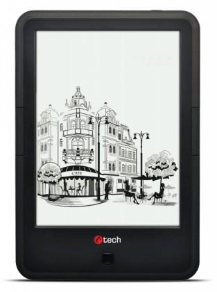 Čtečka elektronických knih C-Tech Lexis EBR-61