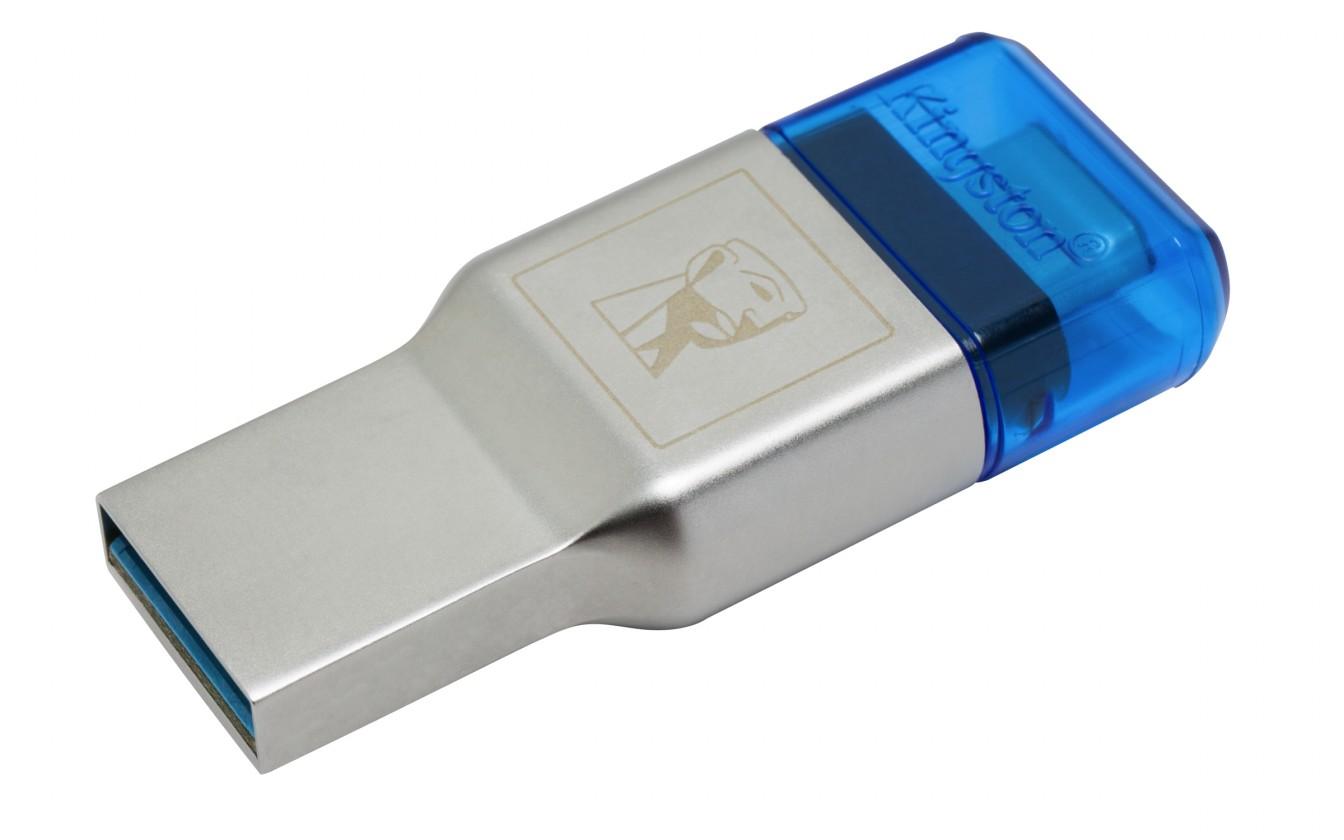 Čtečka karet Čtečka paměťových karet Kingston MobileLite DUO 3C (FCR-ML3C)