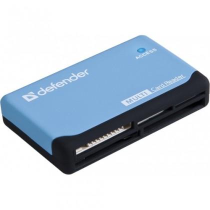 Čtečka karet Defender Ultra USB 2.0 USB čtečka karet