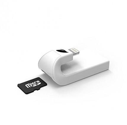 Čtečka karet Leef iAccess IOS microSD card reader