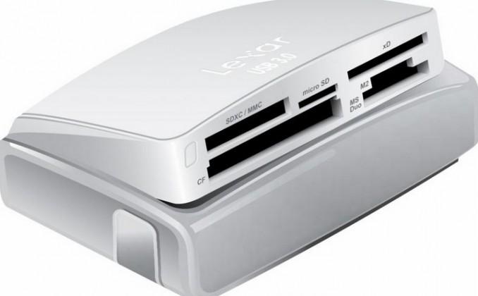 Čtečka karet Lexar USB 25  in 1 Multi Card Reader 3.0