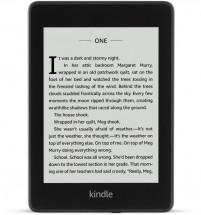 Čtečka knih Amazon Kindle Paperwhite 4 2018, 8 GB, černá