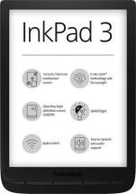 Čtečka knih PocketBook 740 InkPad 3, černá