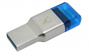Čtečka paměťových karet Kingston MobileLite DUO 3C (FCR-ML3C)