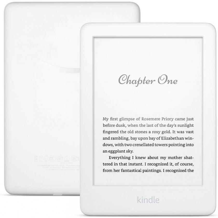 """Čtečky knih Čtečka knih Amazon Kindle 2020, 8 GB, 6"""", podsvícená, bílá"""