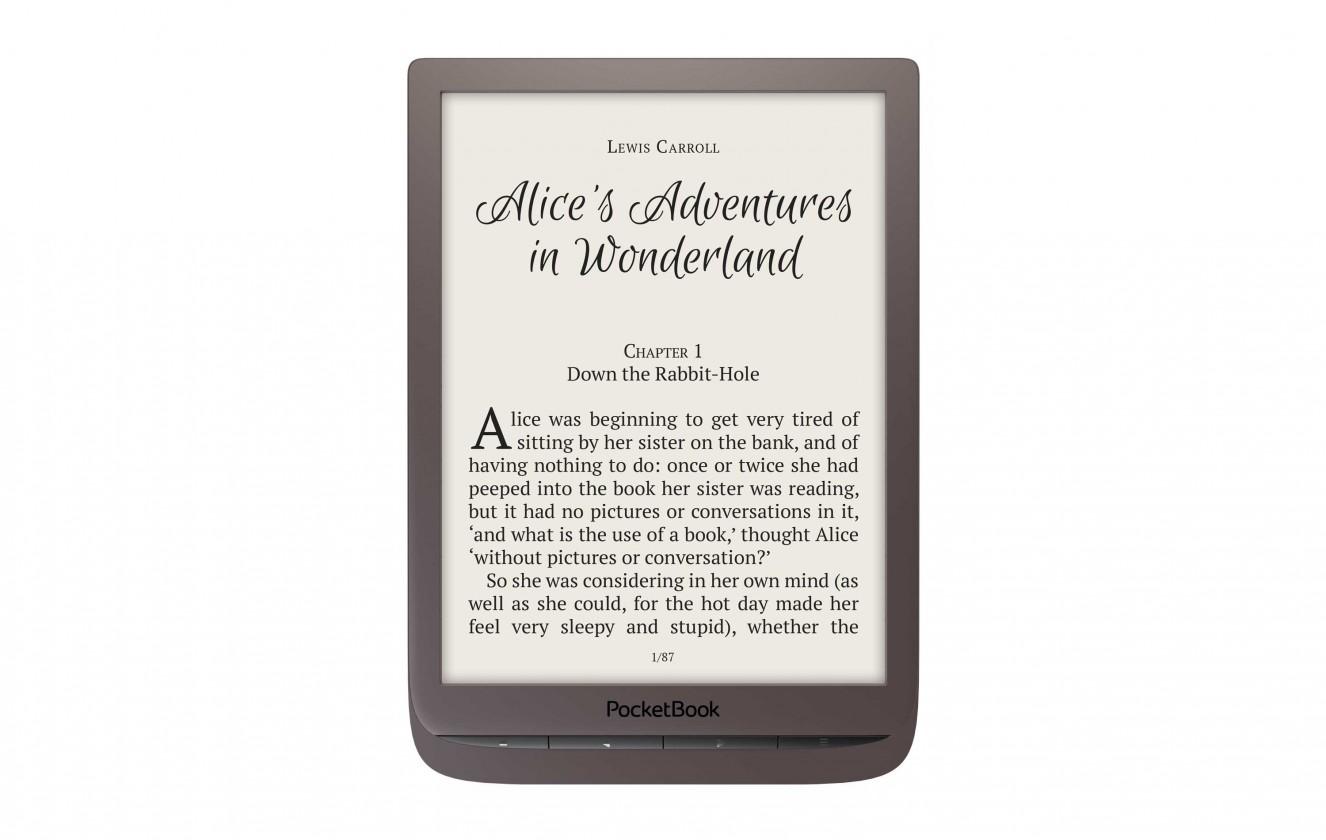 Čtečky knih E-book POCKETBOOK 740 Inkpad 3, Dark Brown