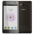 Cubot Echo, Dual SIM, 16GB, černá