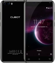 Cubot Magic, LTE, 16GB, šedo/černá