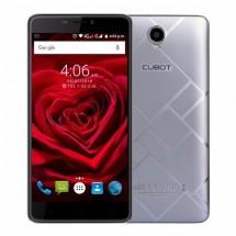 Cubot Max, LTE, 32GB ROM, 3GB RAM - stříbrná