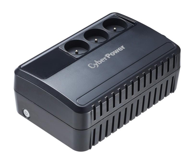 CyberPower Backup Utility UPS 600VA/360W, české zásuvky