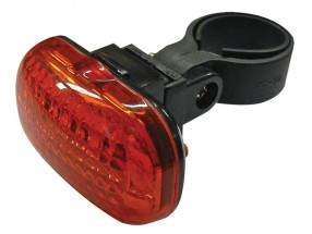 Cyklo LED svítilna na kolo zadní Seguro XC-714T P3910