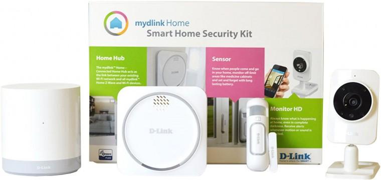 D-Link DCH-107KT, mydlink Home Security Starter Kit