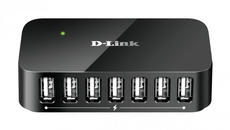 D-Link USB HUB DUB-H7