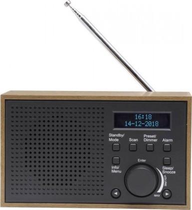 DAB rádia DAB+ rádio Denver DAB-46, černé