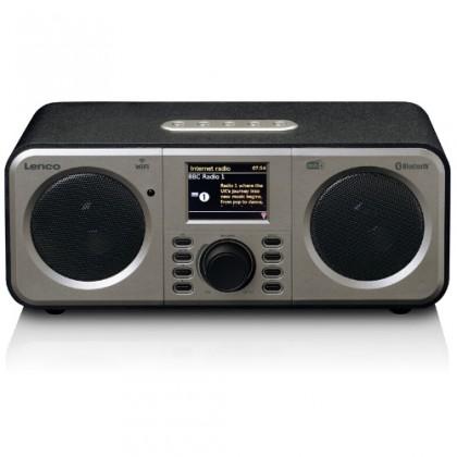 DAB rádia Internetové rádio Lenco
