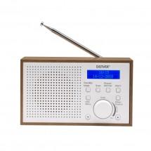 DAB+ rádio Denver DAB-46, bílé