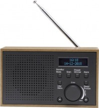 DAB+ rádio Denver DAB-46, černé