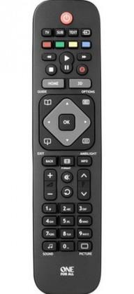 Dálkový ovladač Dálkový ovladač OFA pro TV Philips
