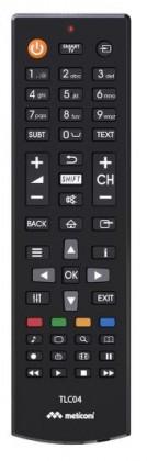Dálkový ovladač Dálkový ovladač Philips Meliconi 808008 TLC4