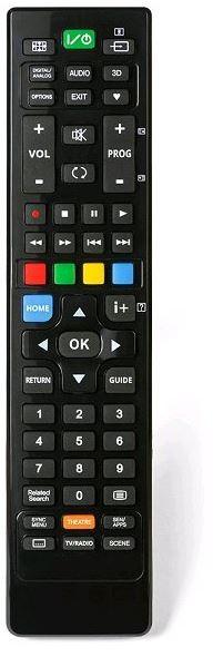 Dálkový ovladač Dálkový ovladač pro značku TV Sony Superior RCSONY