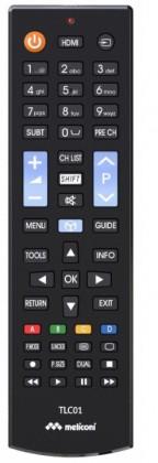 Dálkový ovladač Dálkový ovladač Samsung Meliconi 808005 TLC1