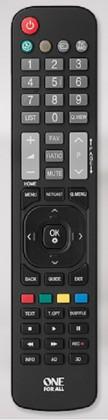 Dálkový ovladač Univerzální dálkový ovladač OFA LG URC1911