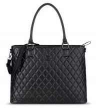 Dámská taška pro notebook SOLO NY WALDORF TOTE, černá