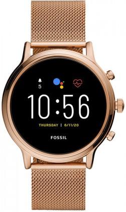 Dámské chytré hodinky Fossil Julianna, růžová