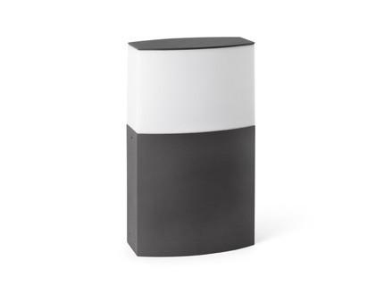 Datna - Zahradní svítidlo (černá)