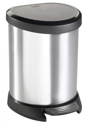 DECOBIN, 5l (plast,stříbrná)