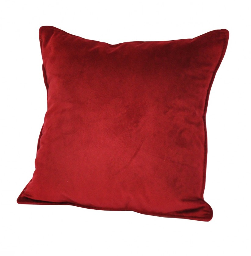 Dekorační polštáře Polštář (40x40 cm, červená)