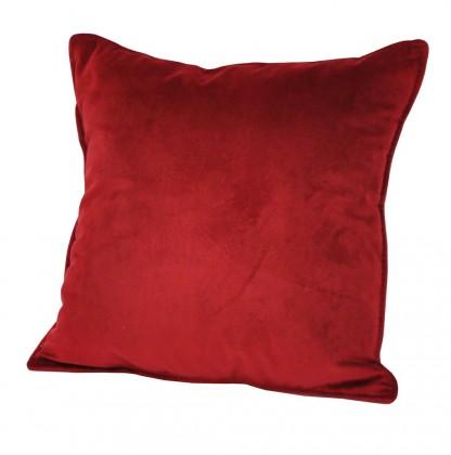 Dekorační polštáře Polštář (50x50 cm, červená)