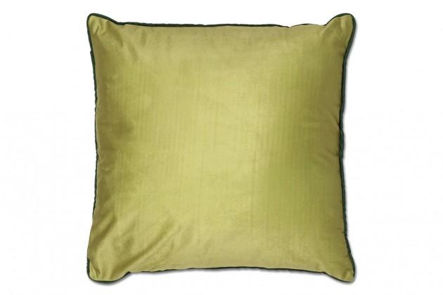 Dekorační polštáře Polštář Lime (45x45 cm, světle zelená)