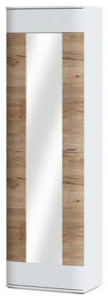Denver Typ 01 (bílá arctic/dub san remo pískový)
