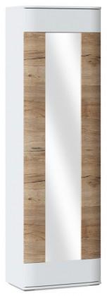Denver Typ 02 (bílá arctic/dub san remo pískový)