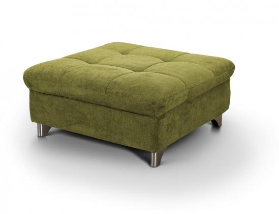Designové taburety Taburet Saint Louis čtverec zelená