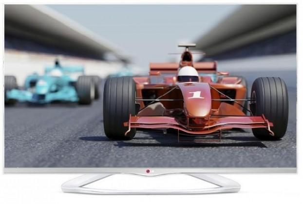 """Designový televizor 42"""" LG 42LA667S"""
