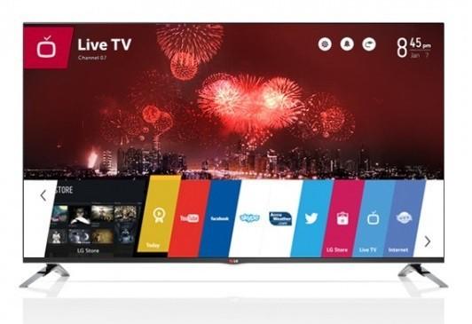 "Designový televizor 42"" LG 42LB671V"