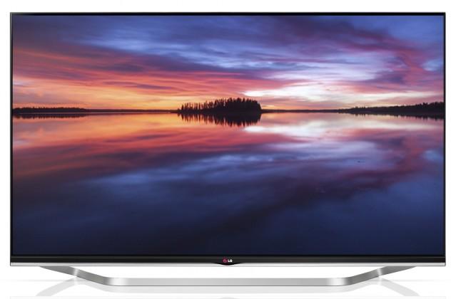 "Designový televizor 47"" LG 47LB730V"