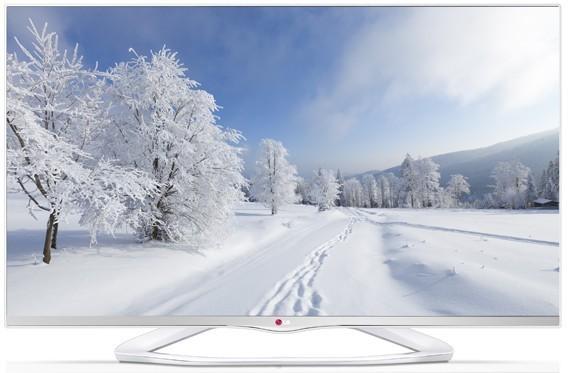 """Designový televizor 55"""" LG 55LA667S"""