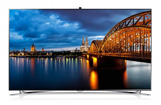 "Designový televizor 55"" Samsung UE55F8000"