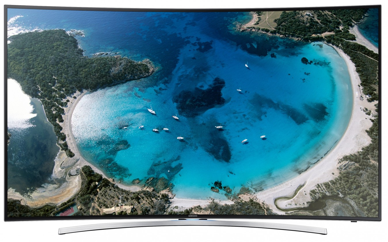 "Designový televizor 55"" Samsung UE55H8000"