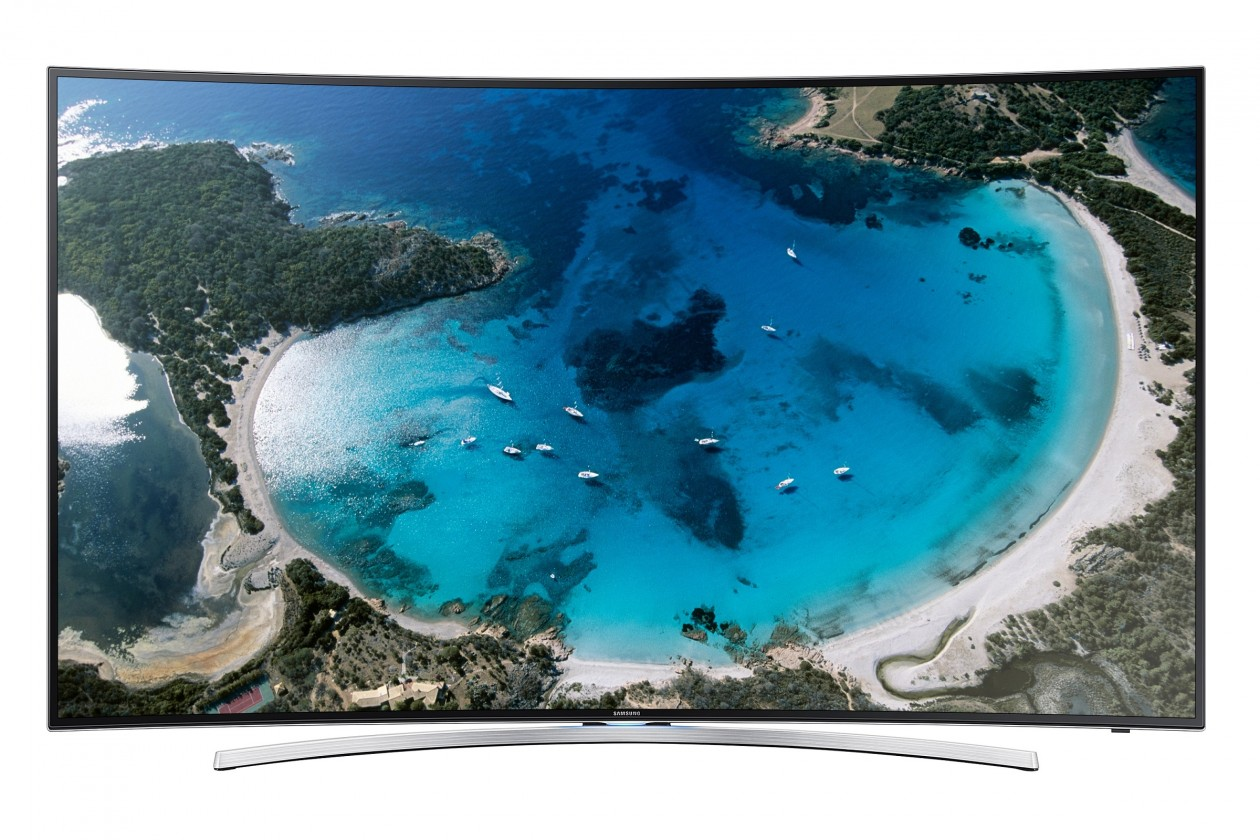"Designový televizor 65"" SAMSUNG UE65H8000"