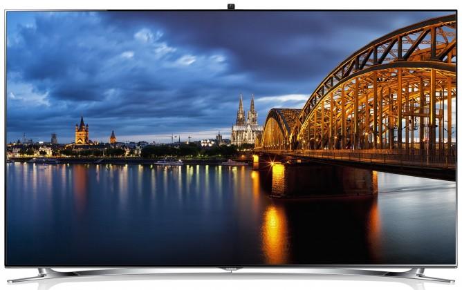 "Designový televizor 75"" Samsung UE75F8000"